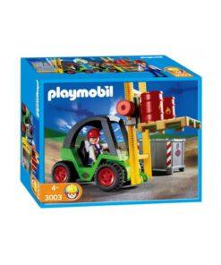 Playmobil gaffeltruck 3003 kasse
