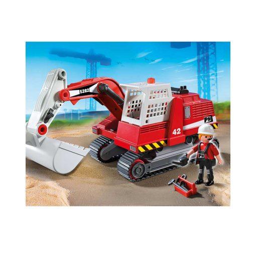 Playmobil gravemaskine 5282 billede