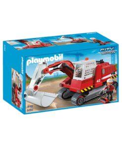 Playmobil gravemaskine 5282 kasse