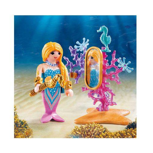 Playmobil havfrue med spejl 9355 billede