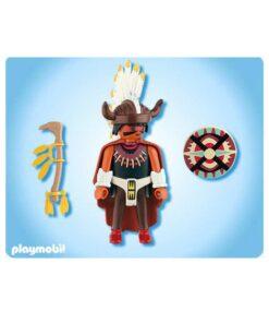 Playmobil indianer medicinmand 4749 indhold