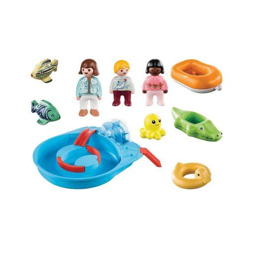 Playmobil vandland 70267 indhold