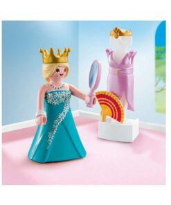 Playmobil prinsesse med mannequin 70153 billede