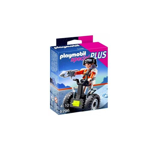 Playmobil Top Agent på Segway 5296