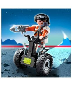 Playmobil Top Agent på Segway 5296 billede