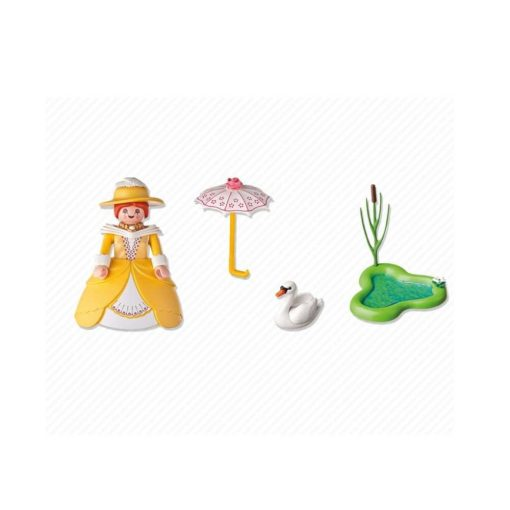 viktoriansk Playmobil kvinde 5410 indhold