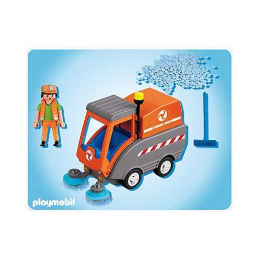 Playmobil fejemaskine 4045 indhold