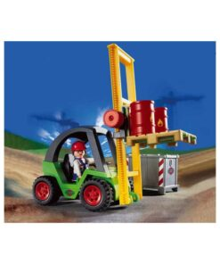 Playmobil gaffeltruck 3003 billede