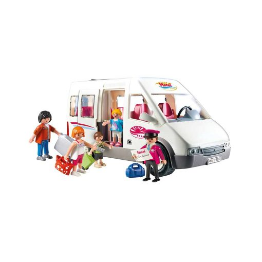 Playmobil hotelbus 5267 illustration