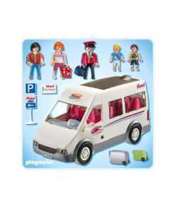 Playmobil hotelbus 5267 indhold