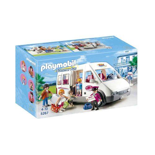 Playmobil hotelbus 5267 kasse