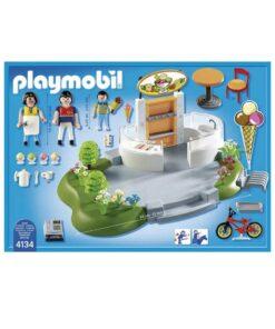 Playmobil isbod super æske indhold