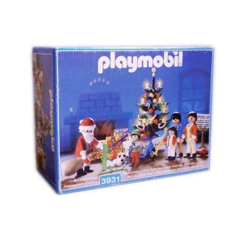 Playmobil juleaften 3931