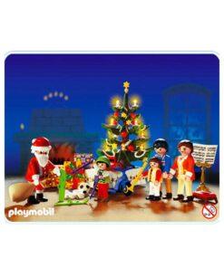 Playmobil juleaften 3931 billede