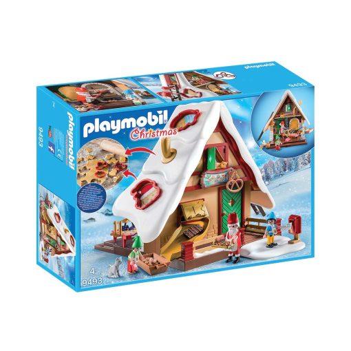 Playmobil julebageri med kageforme 9493