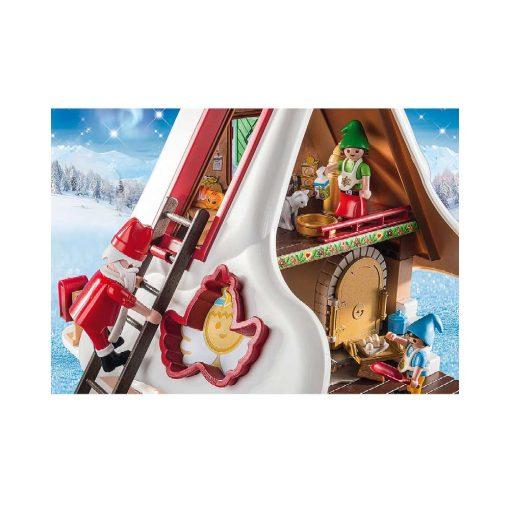 Playmobil julebageri kageforme på tag 9483