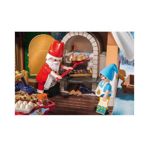 Playmobil julebageri med kageforme 9493 ovn og julemand
