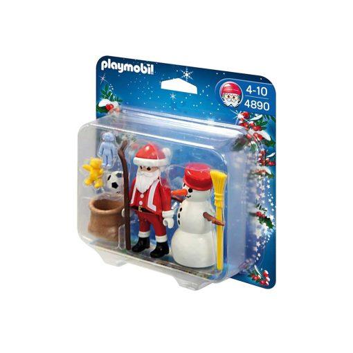 Playmobil Julemand og snemand 4890