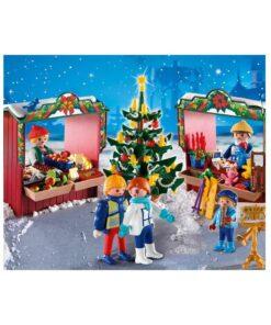 Playmobil julemarked 4891 billede