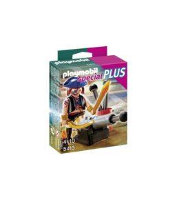 Playmobil pirat med kanon 5413
