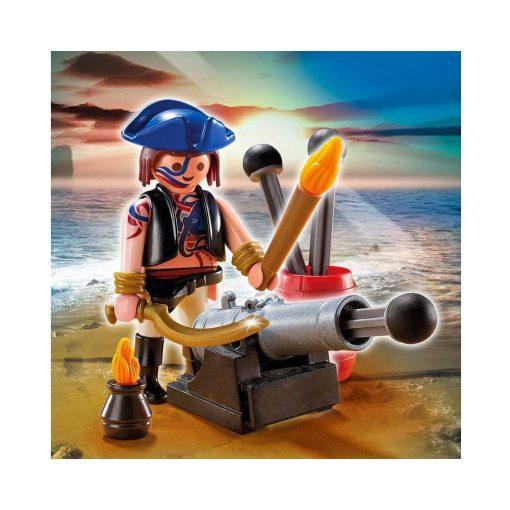 Playmobil pirat med kanon 5413 billede