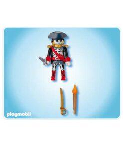 Playmobil spøgelsespirat 4671 indhold