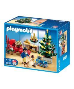 Playmobil juleaften til dukkehus 4892