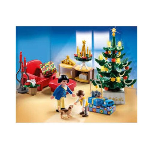 Playmobil juleaften til dukkehus 4892 billede