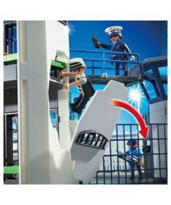 Playmobil Politihovedkvarter med fængsel 6919 billede