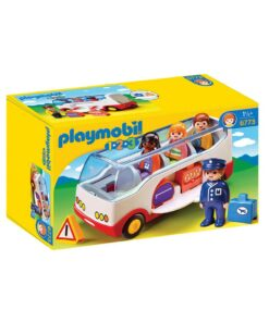 Playmobil bus 6773 æske