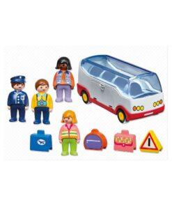 Playmobil bus 6773 indhold