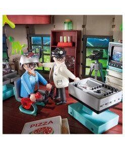 Playmobil ghostbusters brandstation 9219 Spengler