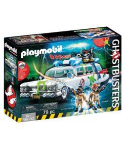 Playmobil ghostbusters ecto-1 9220 æske