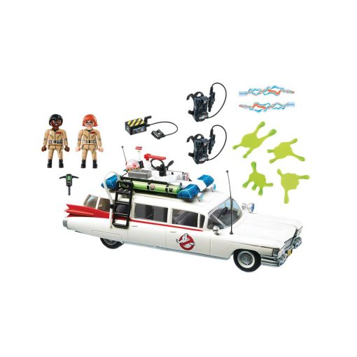 Playmobil ghostbusters ecto-1 9220 indhold
