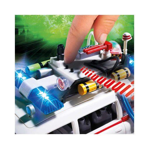 Playmobil ghostbusters ecto-1 9220 sirene og blink
