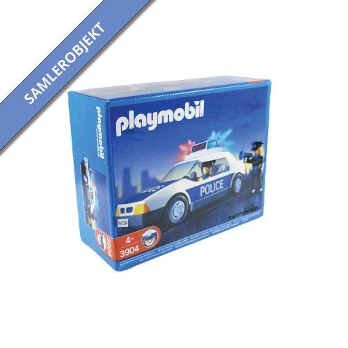 Playmobil politibil 3904 boks