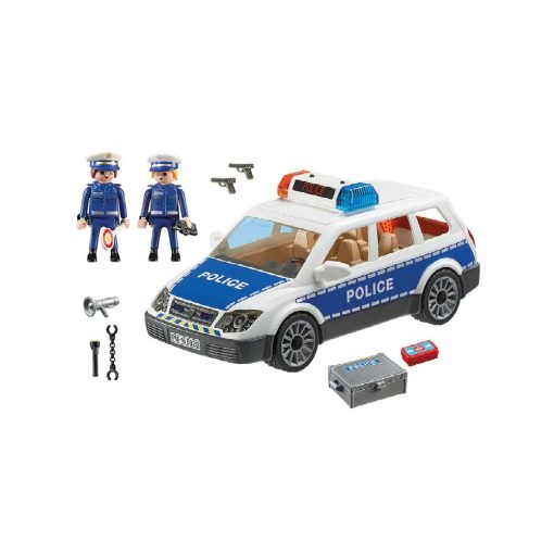 Playmobil politibil 6920 indhold
