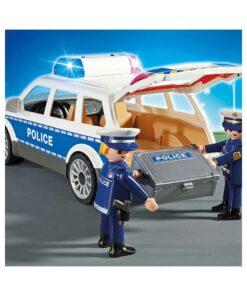 Playmobil politibil 6920 illustration