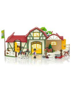 Playmobil ridecenter 6926 gården