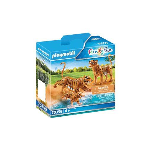 Playmobil tiger og tigerunge 70359 øske