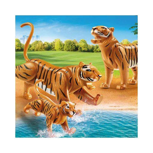 Playmobil tiger og tigerunge 70359 billede