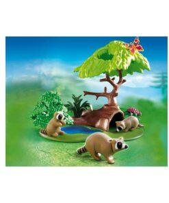 Playmobil vaskebjørne 4205 billede