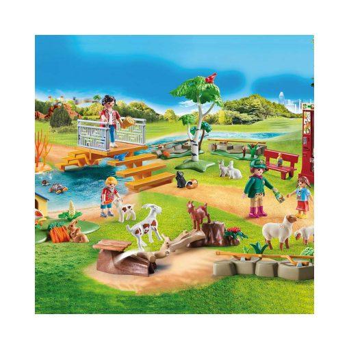 Playmobil zoo med kæledyr 70342 billede