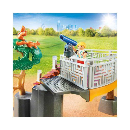 Playmobil løver i indhegning 70343 kikkert