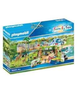 Playmobil Zoologisk have 70341 boks