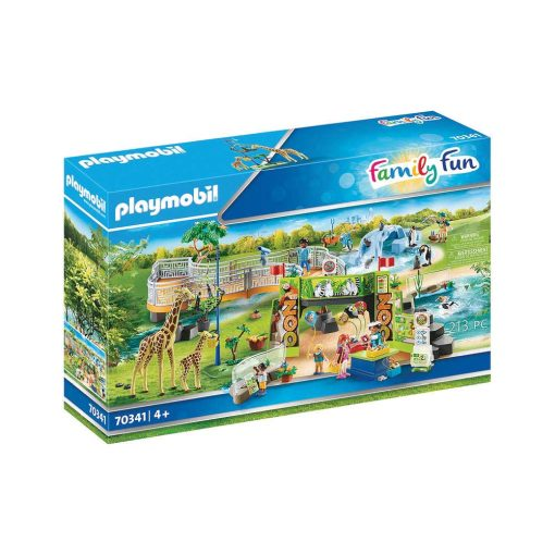 Playmobil Zoologisk have 70341 boks