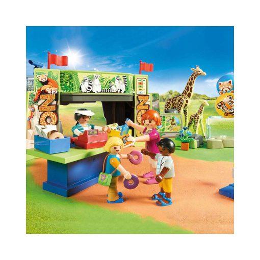 Playmobil Zoologisk have 70341 butik