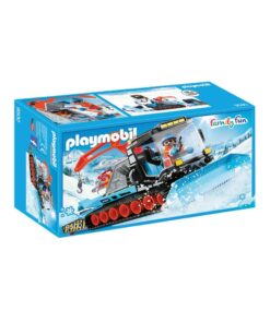Playmobil sneplov 9500