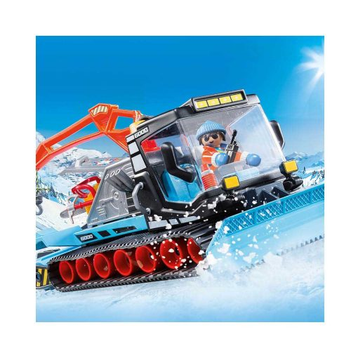 Playmobil sneplov rydder sne 9500