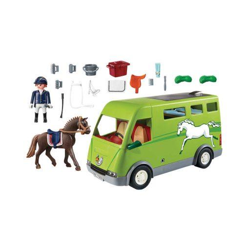Playmobil hestetransport 6928 indhold